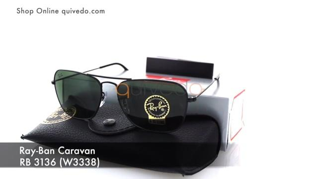 Ray-Ban Caravan RB 3136 (W3338)