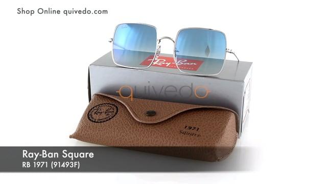 Ray-Ban Square RB 1971 (91493F)