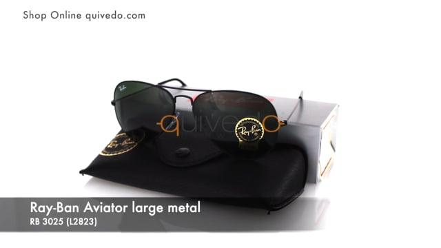 Ray-Ban Aviator large metal RB 3025 (L2823)