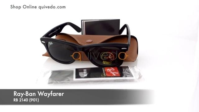 Ray-Ban Wayfarer RB 2140 (901)