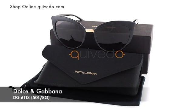 Dolce & Gabbana DG 6113 (501/8G)