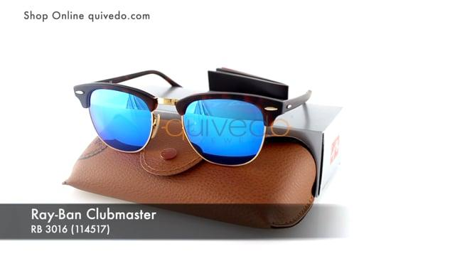 Ray-Ban Clubmaster RB 3016 (114517)