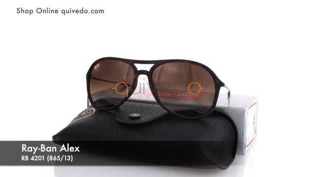 Ray-Ban Alex RB 4201 (865/13)