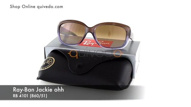 Ray-Ban Jackie ohh RB 4101 (860/51)