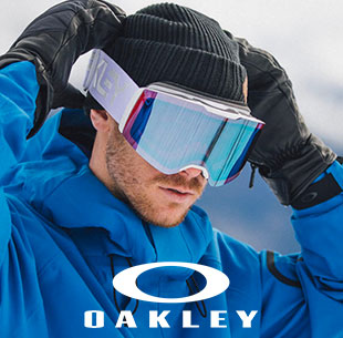Maschere da sci e da snowboard uomo