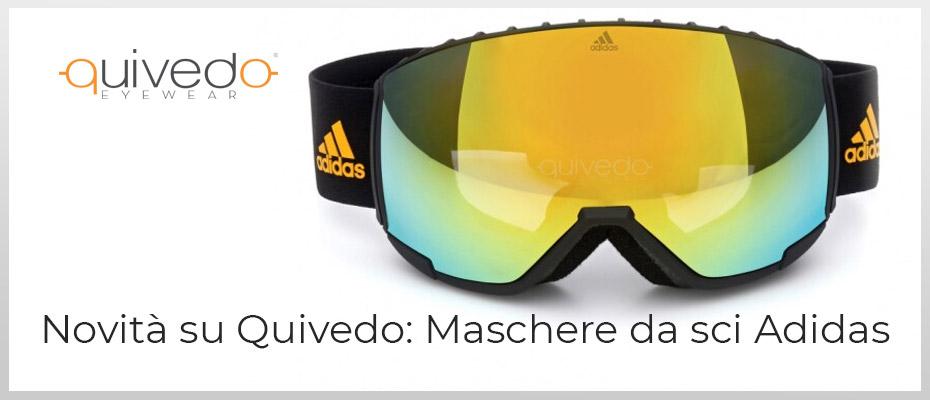 Novità inverno 2020: Maschere da sci Adidas