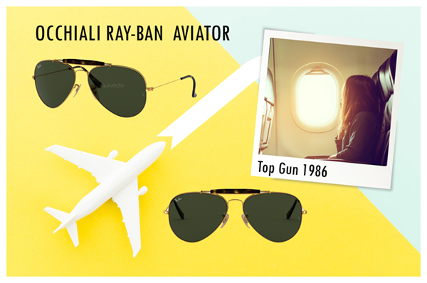 [Quivedo Stories] #1 Occhiali Ray-Ban Aviator