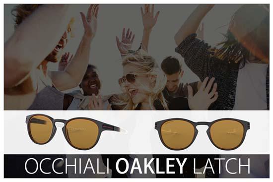 [Quivedo Stories] #2 Occhiali Oakley Latch