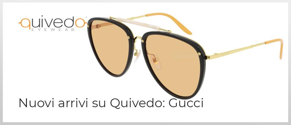 [Nuova Collezione 2020] Gucci: occhiali da sole e vista