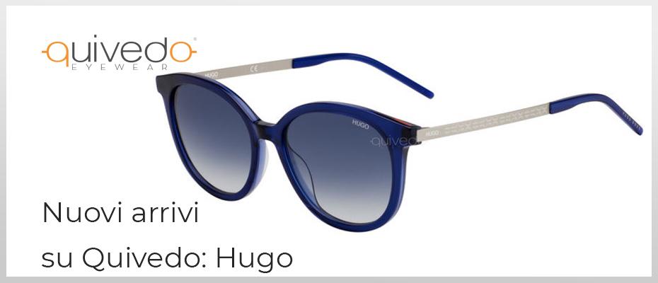 [Nuova Collezione 2020] Hugo: occhiali da sole e vista