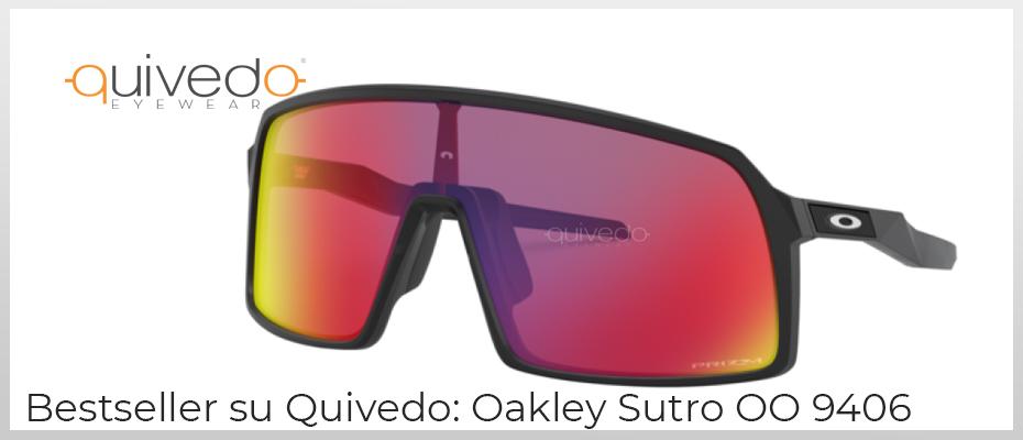 Bestseller Quivedo: occhiali Oakley Sutro OO 9406