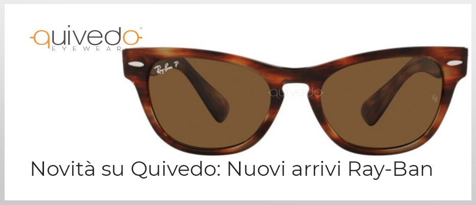 Novità primavera estate 2021: Ray-Ban