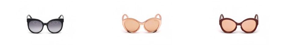 occhiali da donna glamour